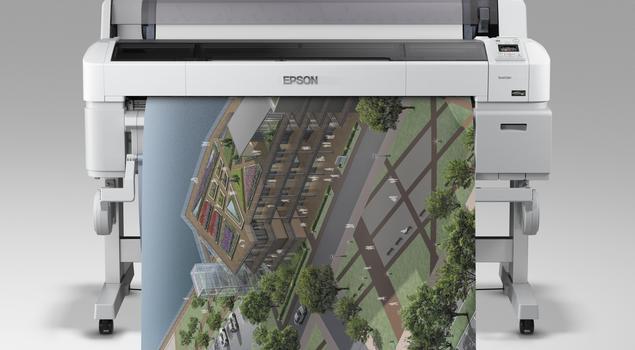 Dekoracje ścian, fototapety bezpośrednio z drukarki EPSON