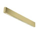 Kinkiet łazienkowy AURORA Satina Gold 1361