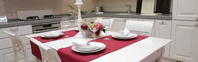 Kuchnia w stylu skandynawskim. Kuchnia marzeń