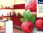Jak dobrać kolory ścian do kuchni? Kuchnia w kolorach owoców