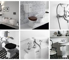 Pomysł na łazienkę w stylu retro
