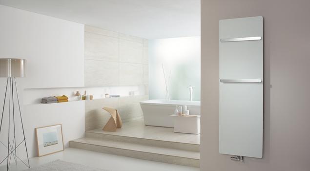 Nowoczesne kształty dekoracyjnych grzejników łazienkowych