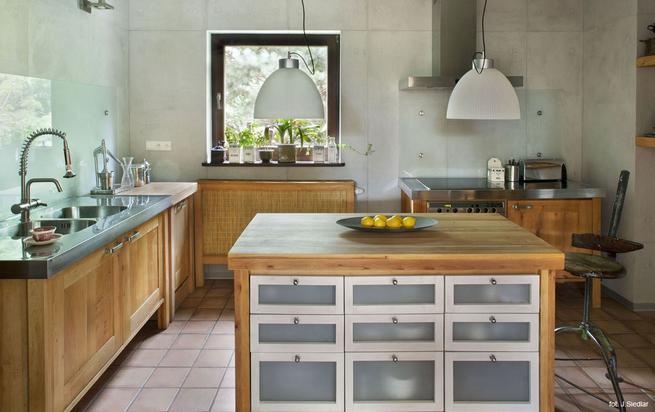Ekologiczne meble kuchenne w nowoczesnej aranżacji