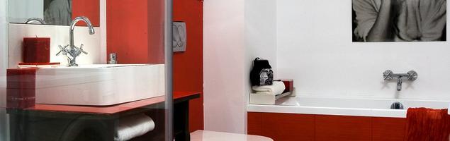 Stylowa łazienka. Pomysł na mieszkanie